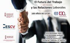 8 y 9 DE NOVEMBRE | El futur del treball i les relacions laborals. 100 anys de l'OIT