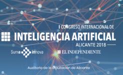 23 DE NOVEMBRE | I Congrés Internacional d'Intel·ligència Artificial