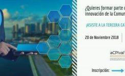 20 DE NOVEMBRE | Tercera Cata d'Innovació