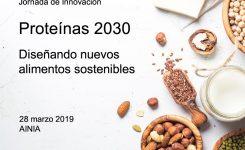 28 DE MARÇ | Jornada d'innovació: Proteïnes 2030