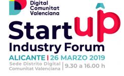 26 de marzo | Startup Industry Forum