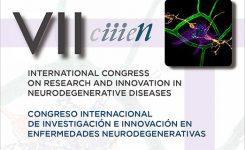 18-20 DE SEPTIEMBRE | VII Congreso Internacional de Investigación e Innovación en Enfermedades Neurodegenerativas