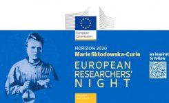 27 DE SETEMBRE | Nit Europea de la Investigació