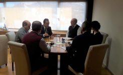 L'AVI reforça la seua col·laboració amb l'Ajuntament d'Alacant per a impulsar el desenvolupament de projectes innovadors per a la ciutat