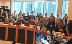 La AVI presenta en el Parlamento Europeo la estrategia de la Comunidad Valenciana para impulsar la Compra Pública de Innovación