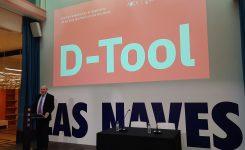 García Reche destaca que la Comunitat se sitúa entre las 25 regiones europeas punteras en diseño en la presentación de la herramienta D-Tool