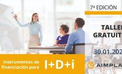 30 DE GENER | Instruments de finançament per a R+D+I