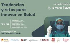 18 DE MARZO | Tendencias y retos para innovar en salud